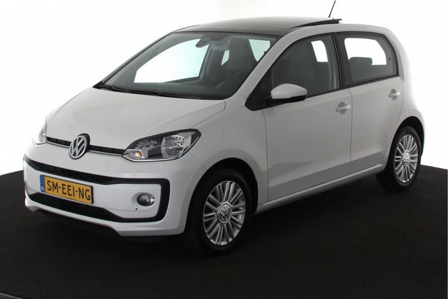 Volkswagen Up smeeing